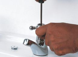 How to repair a dripping tap