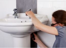 How to replace your sink taps